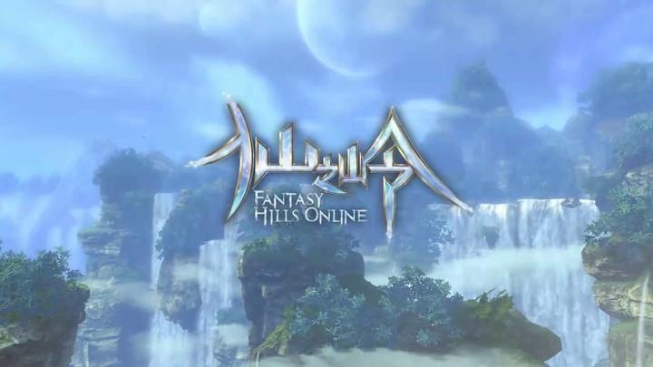 Première bande-annonce de Fantasy Hills Online