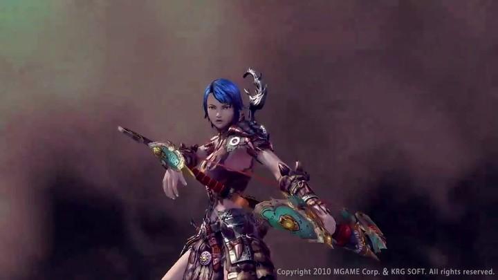 G-Star 2010 : Classes et gameplay de Yulgang Online 2