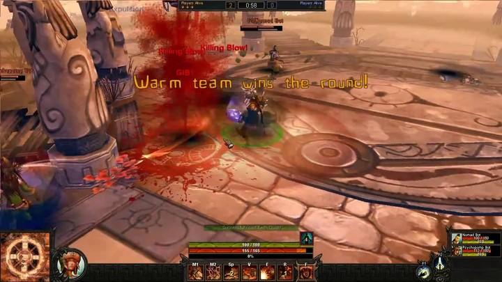 Le gameplay du Ravener de Bloodline Champions