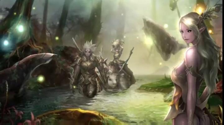 La faction des Floresslah d'Argo (version européenne)