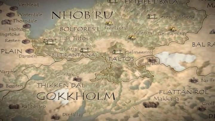 Première bande-annonce du MMORTS Dawn of Fantasy