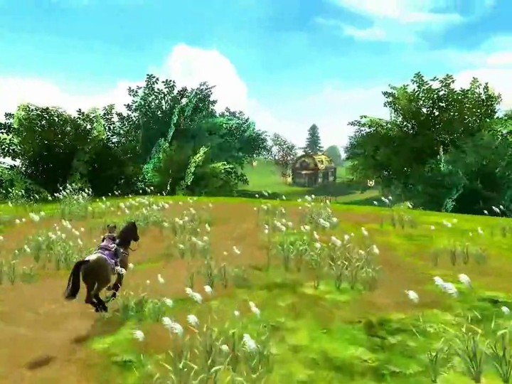 Le gameplay du MMO Alicia