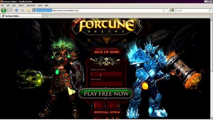 Première bande-annonce de Fortune Online