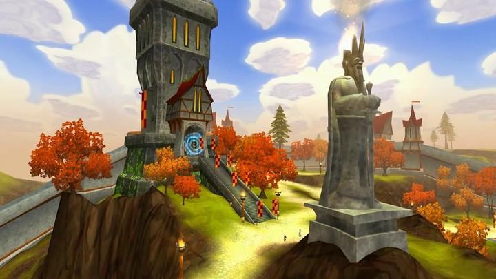 Première bande-annonce du Web MMO Mystical Land