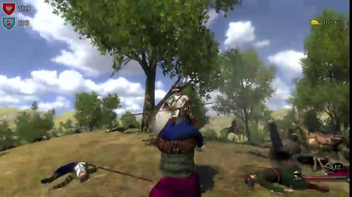 GDC 2011 : le gameplay de Mount and Blade: With Fire and Sword