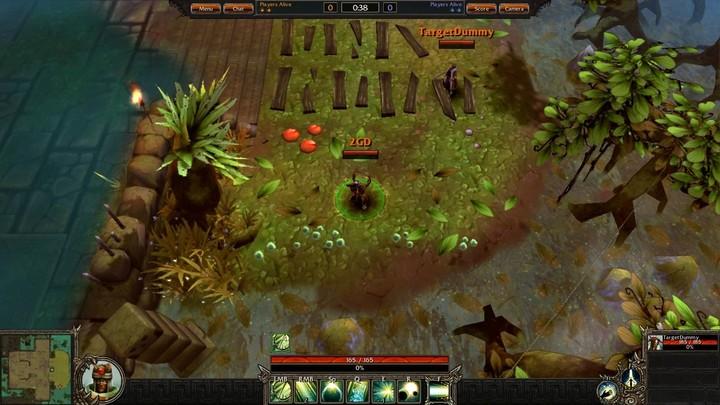 Le gameplay de l'Astronome de Bloodline Champions
