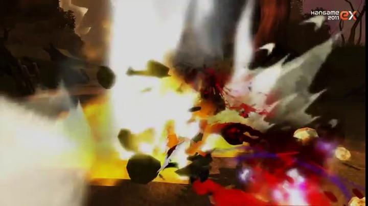 Hangame eX 2011 : Première bande-annonce de Kritika