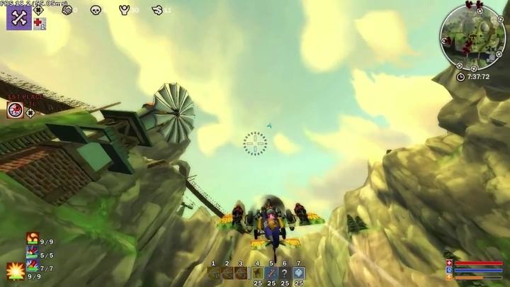 E3 2011 : Première bande-annonce de Sky Legends