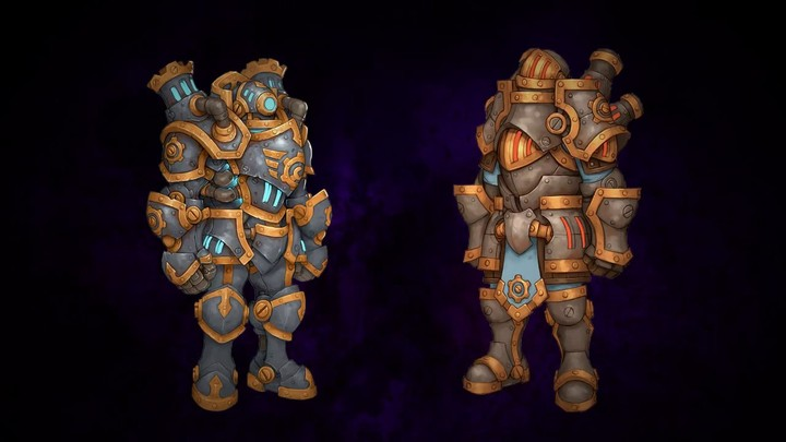 Les sets d'armures de Torchlight II