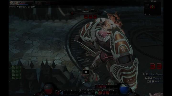 Le gameplay de Bloody Hunter