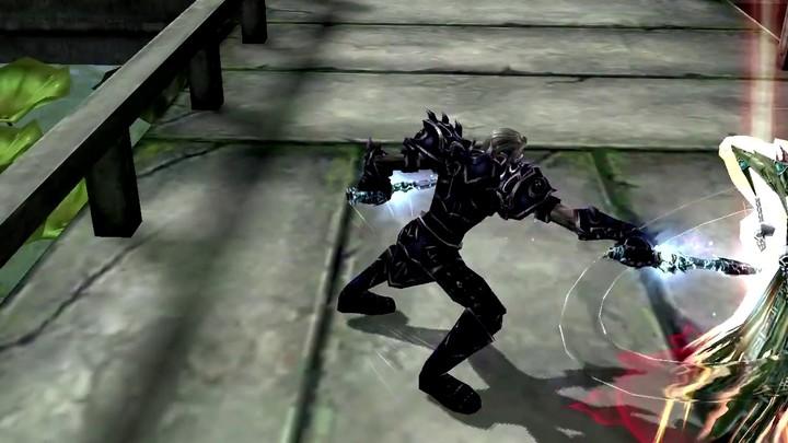 L'assassin de Warrior of Dragon
