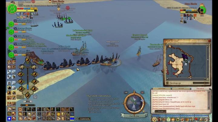 Bataille de port, St Joe [28/06]