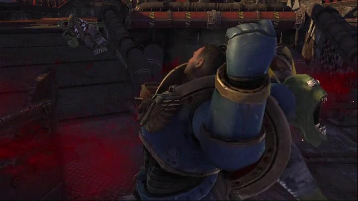 Bande-annonce de Warhammer 40k Space Marine