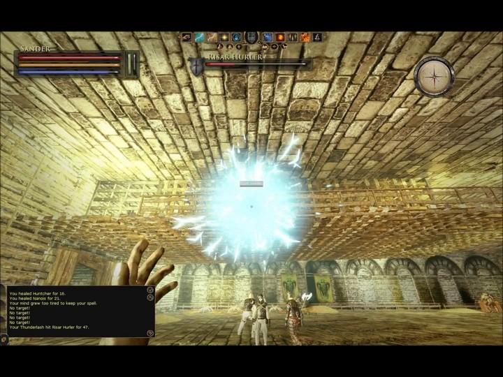 Le donjon Risar et les grottes d'araignées de Mortal Online
