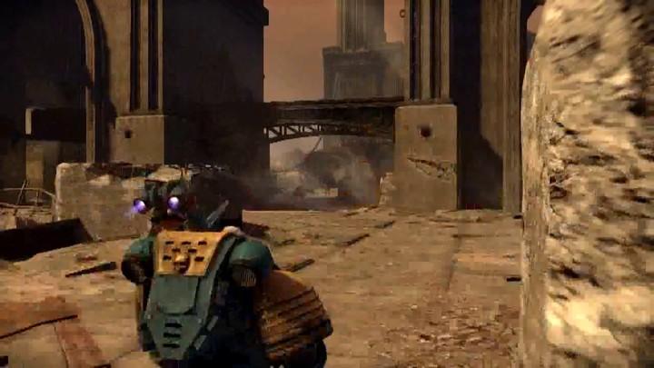 Aperçu du mode multijoueur de Warhammer 40000 Space Marine