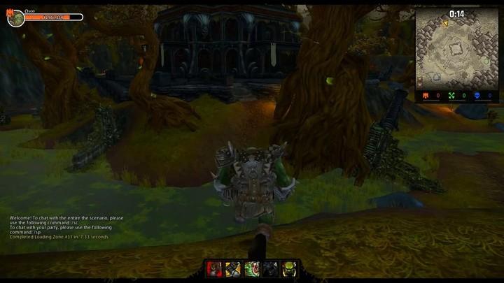 30 secondes du gameplay de Wrath of Heroes