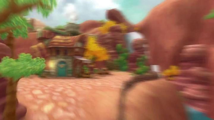 Aperçu du gameplay d'Eden Eternal