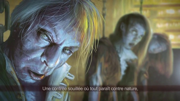 Bande-annonce d'Innistrad