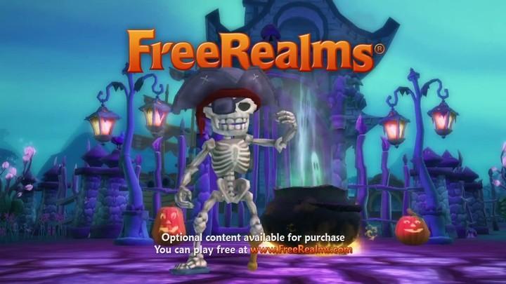 L'événement Spooktacular de Free Realms
