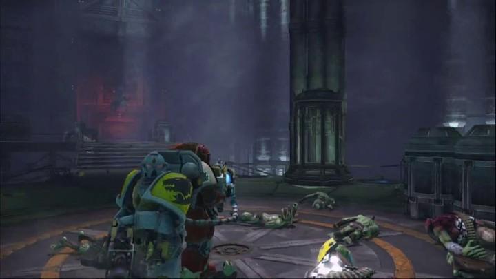 Aperçu d'Exterminatus, le mode coop de Warhammer 40,000 Space Marine