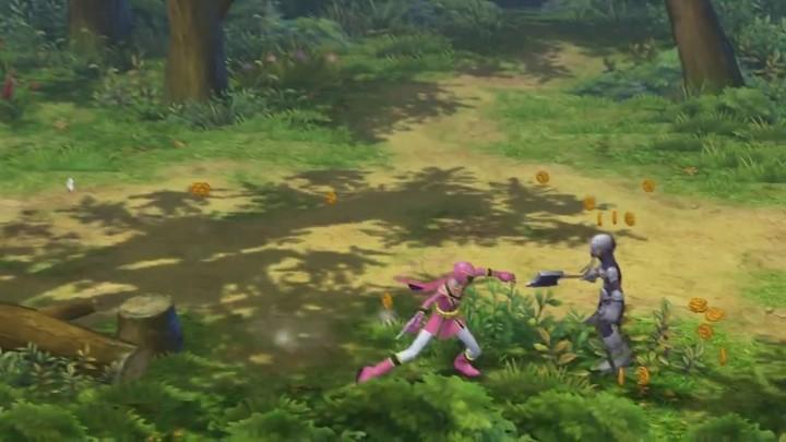 Première bande-annonce de Power Ranger Online