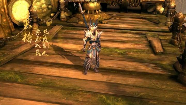 TGC 2011 - Aperçu du guerrier divin d'Asura