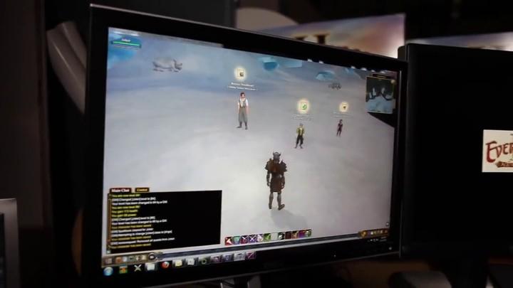 Dans les coulisses d'EverQuest 2: Age of Discovery - Les Mercenaires