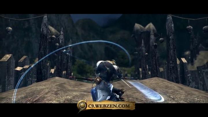 Aperçu du gameplay de Continent of the Ninth Seal