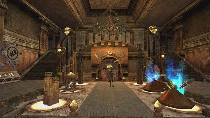 Le créateur de donjon d'EverQuest 2: Age of Discovery