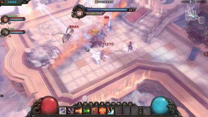 ChinaJoy 2011 : l'archétype du Renard de Jade d'Asura