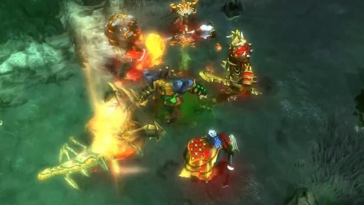 Le gameplay de Phoenix Ra