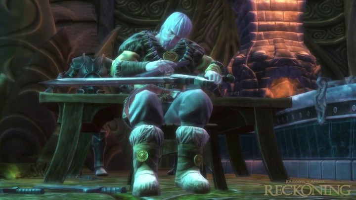 Aperçu du design artistique de Kingdoms of Amalur: Reckoning