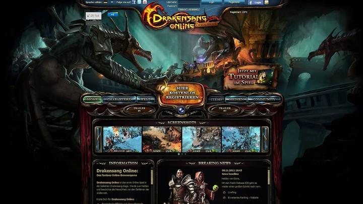 Débuter dans Drakensang Online #1 : création de compte et de personnage
