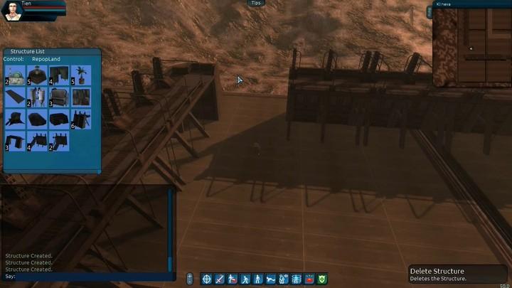 Aperçu du gameplay des Nations de The Repopulation