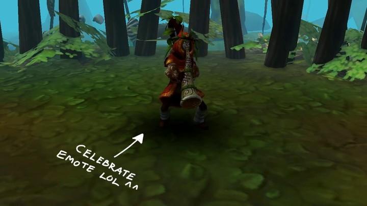 Aperçu du gameplay des Dryades de Bloodline Champions