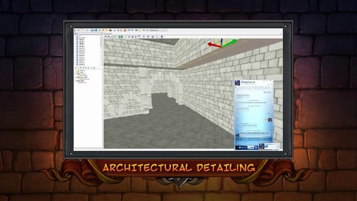 Level design : Création d'une forteresse d'Orcs Must Die 2