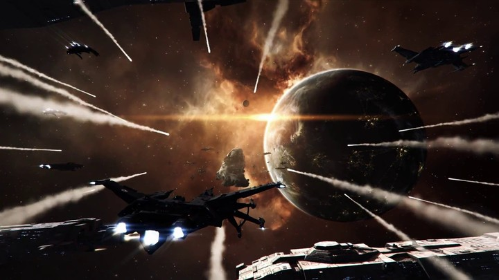 Bande-annonce d'EVE Online: Inferno