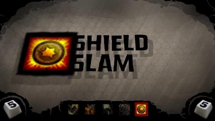 Zoom sur Olwyn Shieldbearer, le protecteur de Wrath of Heroes