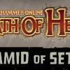 "Aperçu de la carte ""Pyramid of Settra"" du MOBA Wrath of Heroes"