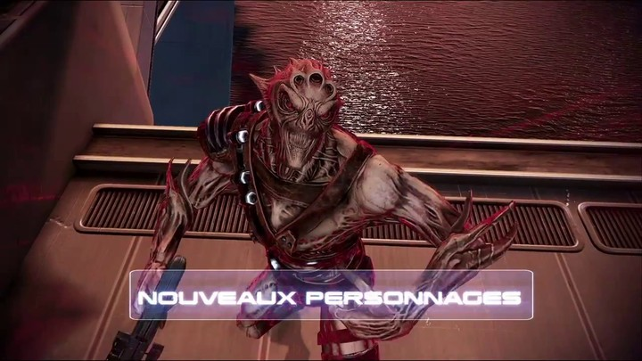Bande-annonce de Mass Effect 3: Rebellion (DLC multijoueur)