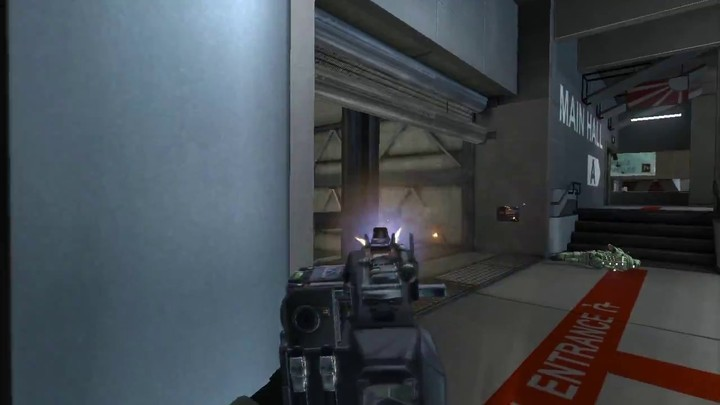 "Aperçu de la zone de combat ""Containment"" de Blacklight Retribution"