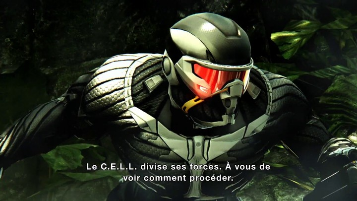 E3 2012 - Bande-annonce de Crysis 3 (VOST)