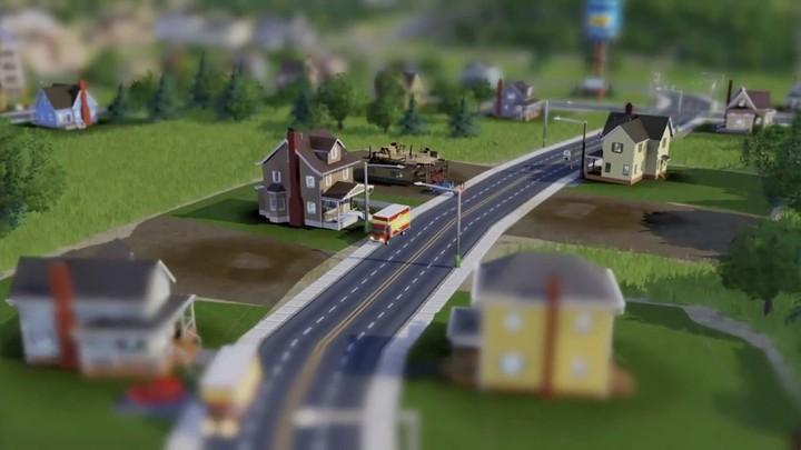 E3 2012 - Première bande-annonce de SimCity