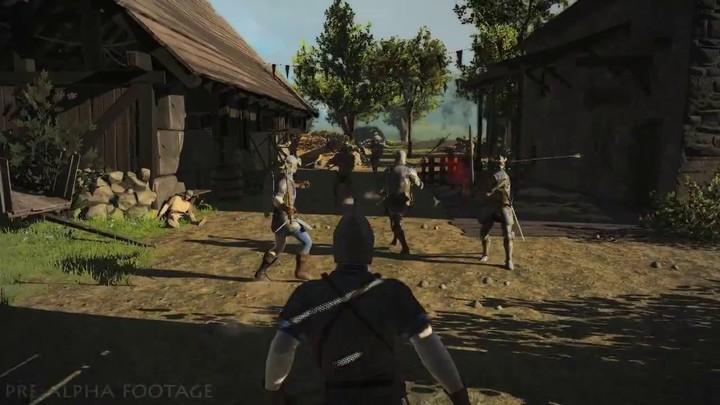 GDC 2012 - Premier aperçu in-game de War of the Roses