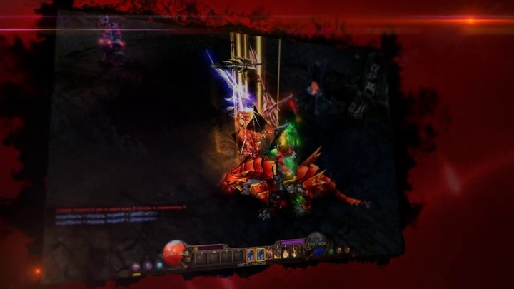 Aperçu du gameplay la mise à jour MU Online eX700