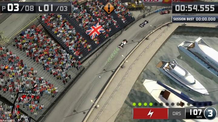 Bande-annonce de lancement de bêta-test ouvert de F1 Online