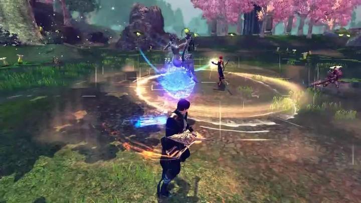 Bande-annonce de gameplay de RaiderZ