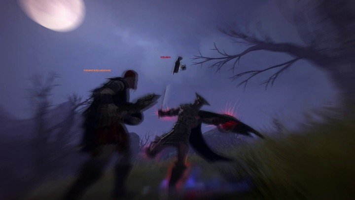 Fatality du Gardien par Henryx