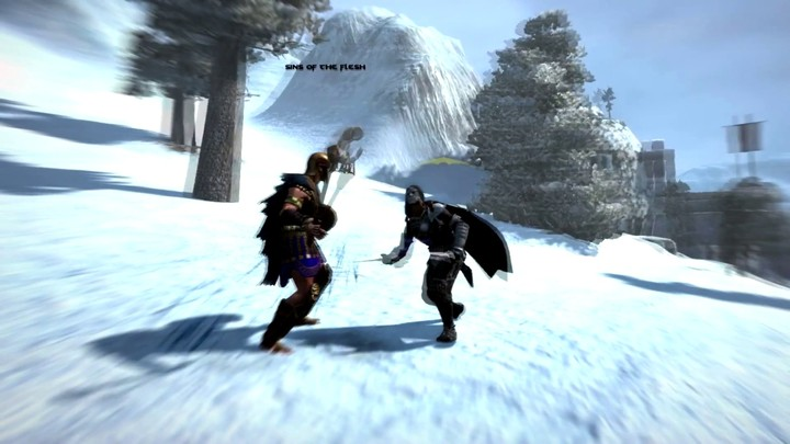 Fatality de l'Assassin par Henryx