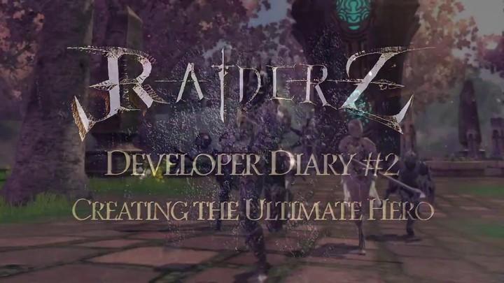 Journal de développement #2 : les archétypes de RaiderZ